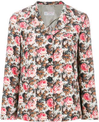 Alberto Biani floral print blazer