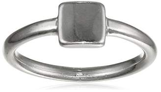 Pilgrim Women's Ring Silver-Plated Size 45 (14.3 271536014–Autumn)