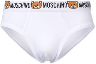 Moschino teddy bear briefs