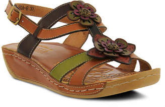 Spring Step L'Artiste by Phalda Wedge Sandal - Women's