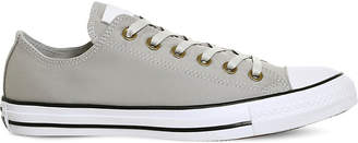 Converse canvas low-top trainers