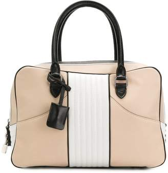 Barbara Bui colour-block tote
