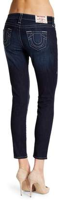 True Religion Super Skinny Ankle Jeans