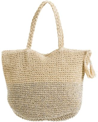 Billabong Be Nice Beach Tote $44.95 thestylecure.com