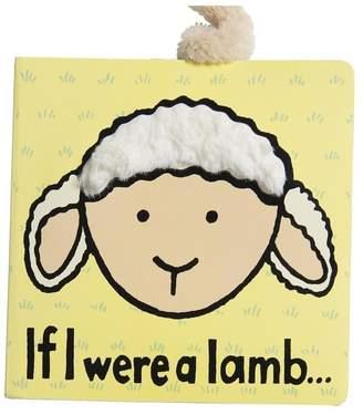 Jellycat Lamb Board Book
