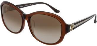Salvatore Ferragamo Sf740sra 59Mm Sunglasses