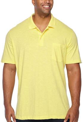 77a2e0b38 Co THE FOUNDRY SUPPLY The Foundry Big & Tall Supply Mens Short Sleeve Polo  Shirt Big