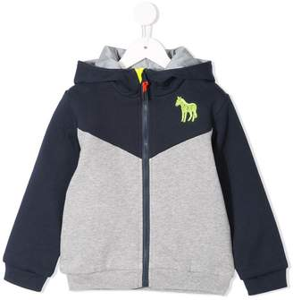 Paul Smith zip front hoodie