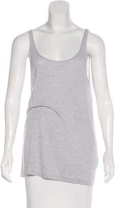 Eileen Fisher Sleeveless Linen Top