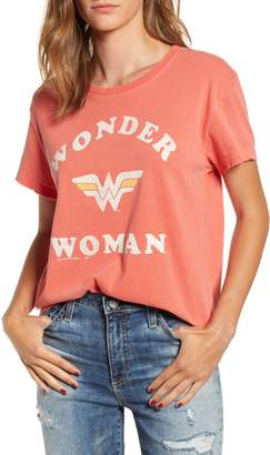 Junk Food Clothing Wonder Woman Cotton Tee