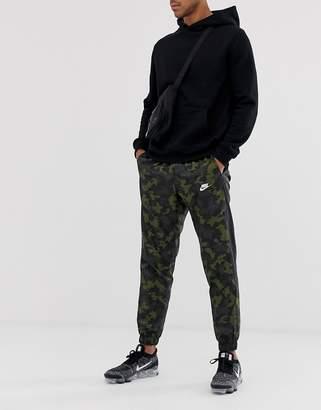 Nike Camo Woven Joggers