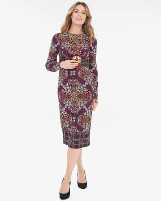 Chico's Chicos Medallion-Print Dress