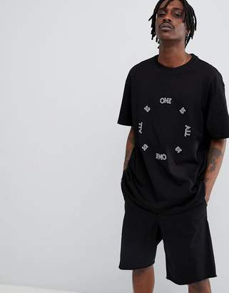 Weekday Limited Edition Treta One is All T-Shirt