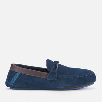 Ted Baker Men's Valcent Suede Moccasin Slippers