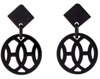 Hermes Horn Hava Earrings