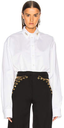Y/Project Y Project Embellished Collar Shirt
