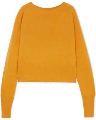 Theory Cashmere Sweater - Orange