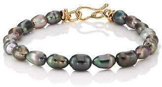 Dean Harris Men's Baroque Pearl Bracelet