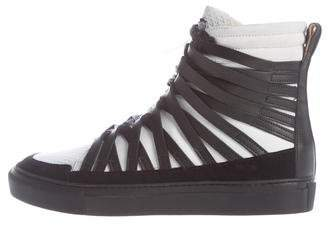 Damir Doma Falco High-Top Sneakers w/ Tags