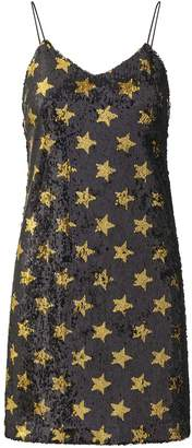 Sam Edelman Sequin Race Back Cami Dress