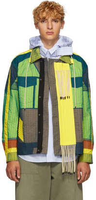 Craig Green Yellow Tent Jacket