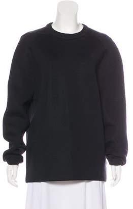 Balenciaga Wool-Blend Tunic