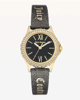 Juicy Couture Glitter Watch