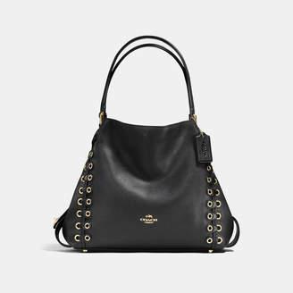 Coach Edie Shoulder Bag 31 With Link Detail cba2286b4b57d