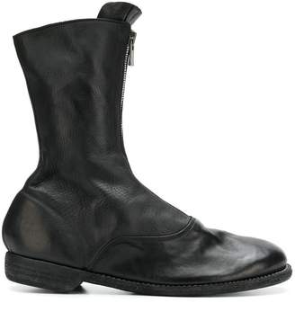 Guidi zip boots