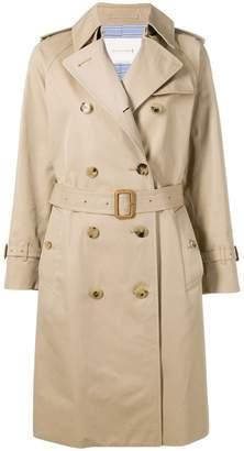 MACKINTOSH Honey Cotton Trench Coat