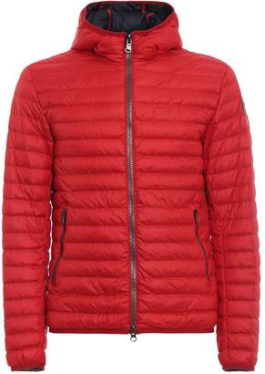 Colmar Red High Tech Fabric Padded Jacket