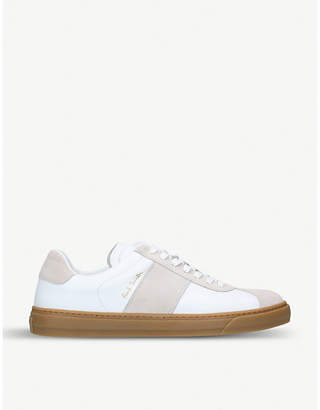 Paul Smith Levon leather trainers