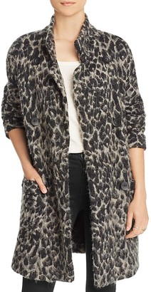 Free People Wild Thing Sweater Coat $298 thestylecure.com