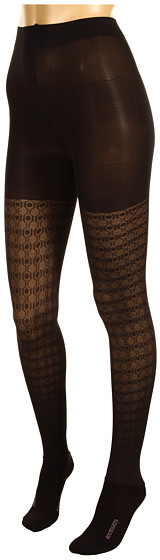 Bootights Polka Dot Chain Tight/Ankle Sock