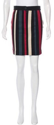Boy. by Band of Outsiders Striped Pencil Skirt $85 thestylecure.com