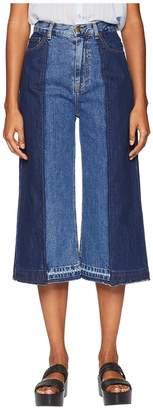 McQ Denim Culottes Women's Jeans