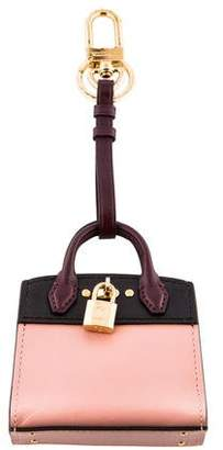 Louis Vuitton City Steamer Bag Charm and Key Holder