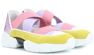 Emilio Pucci Slip-on sneakers