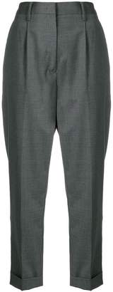 No.21 high rise tailored trousers