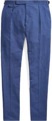 Ralph Lauren Cotton-Linen Suit Trouser