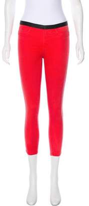 Helmut Lang HELMUT Mid-Rise Skinny Pants