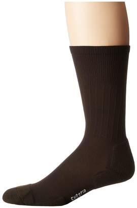 Thorlos Experia Dress Crew Single Pair Men's Crew Cut Socks Shoes