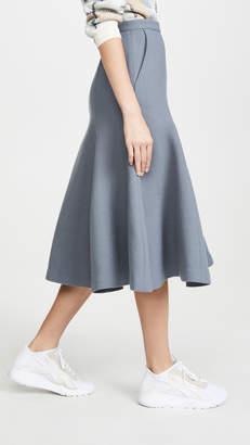 pushBUTTON Flare Volume Skirt