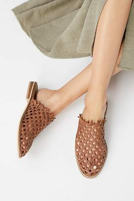 Free People Fp Collection Mirage Woven Flat