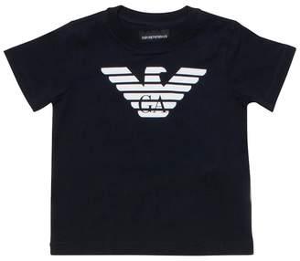 Giorgio Armani Cotton Logo T