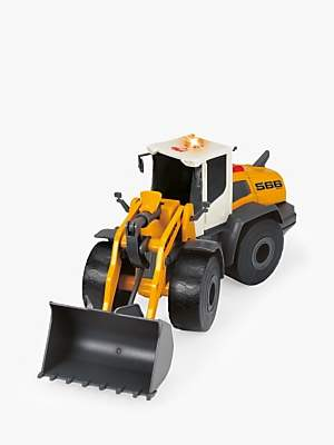 Dickie Toys Construction Leibherr XPower Digger