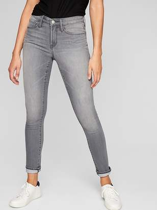 Athleta Sculptek Skinny Jean Grey Wash