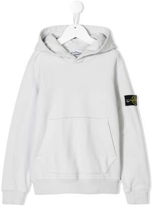 Stone Island Junior long sleeve hoodie