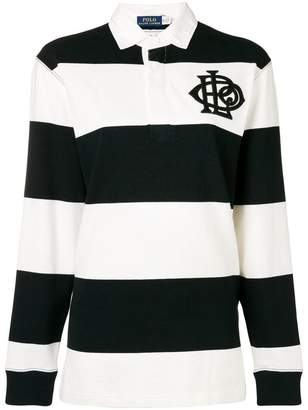 Polo Ralph Lauren striped rugby top