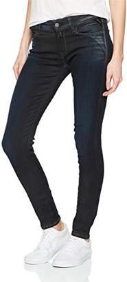 Replay Women's Luz Jeans, (Blue Denim 007), 29W x 30L